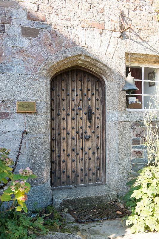 Puerta de Ebbingford Manor