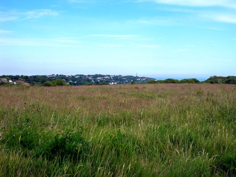 Views over St Margaret's Bay, a walker's delight!