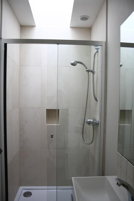 First Floor en suite shower room
