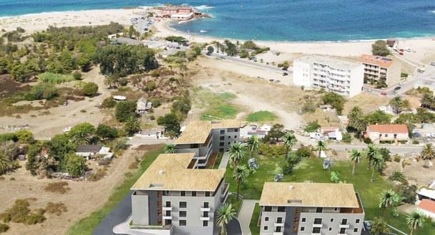 location appartement Propriano Studio T1