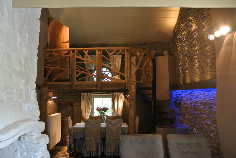 La Chaumière d'Alhoumont, casa vacanza a Recogne (Bastogne)