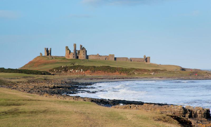 A short stroll from Dunstanburgh Castle..