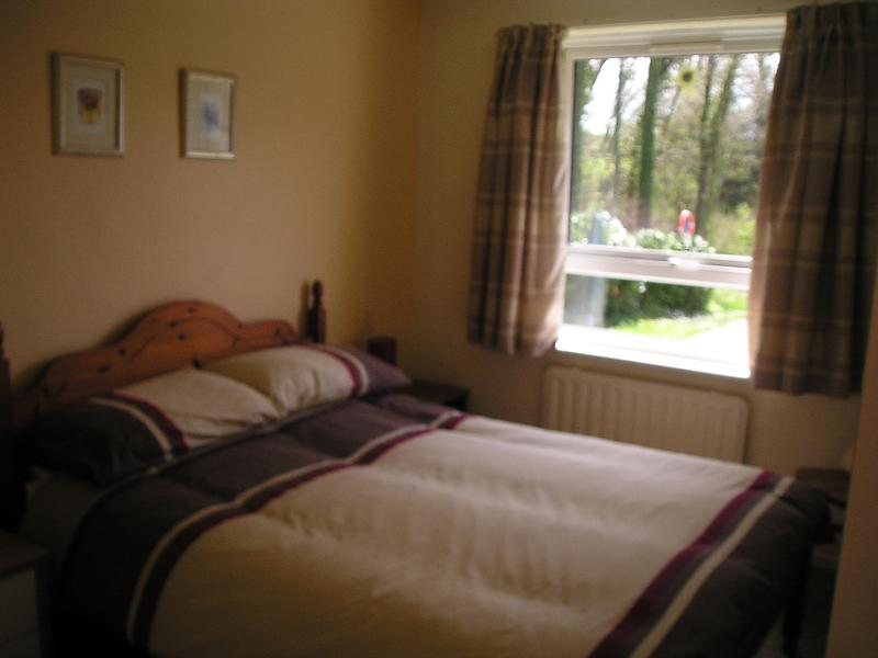 The main double bedroom.