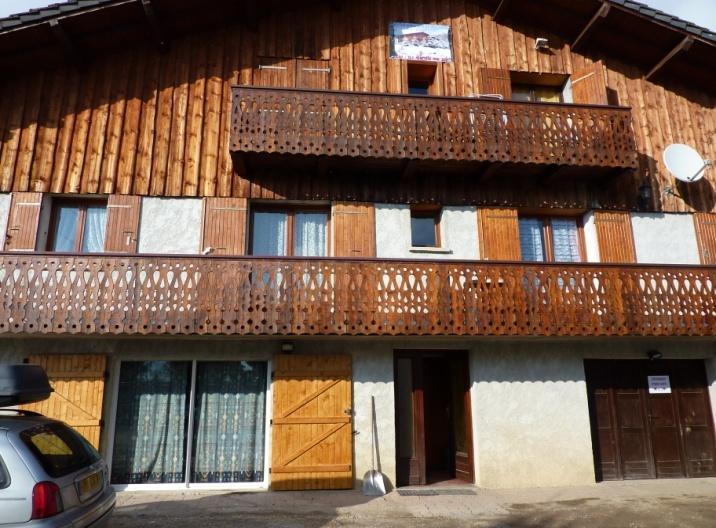 Station Sommand- Praz de lys, casa vacanza a Onnion