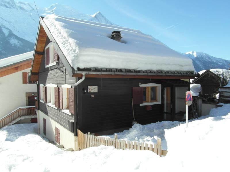 Chalet la Tourchette, winter snow
