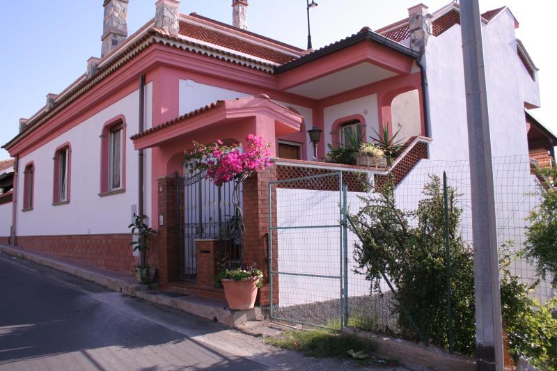 la Villetta B&B e casa vacanza, vakantiewoning in Villa San Giovanni