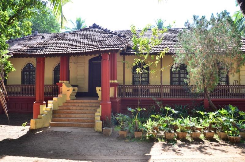 Misquita Holiday home, holiday rental in Benaulim