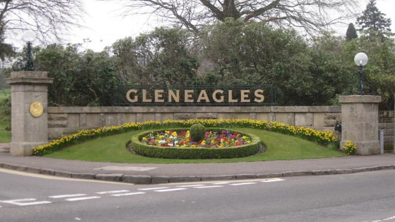 Gleneagles Holiday Appartment - Guthrie Court, holiday rental in Dollar