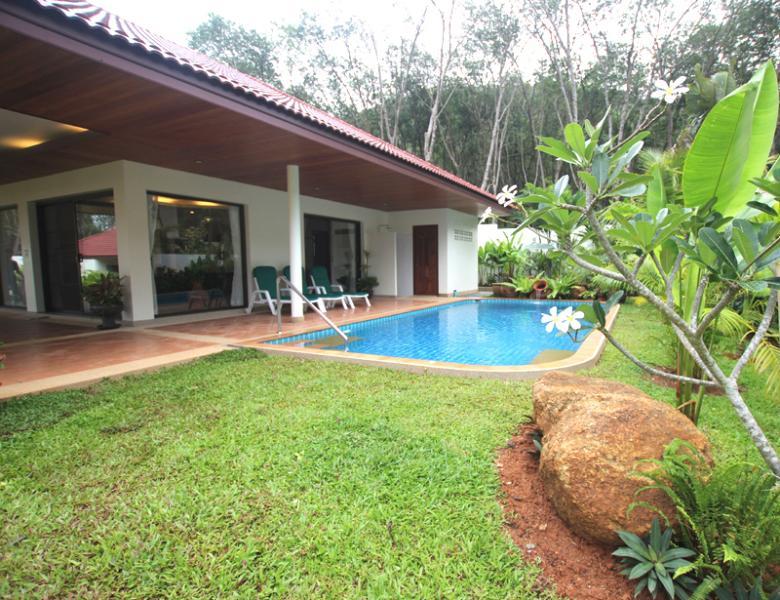 Pool Lai Thai Villa 3