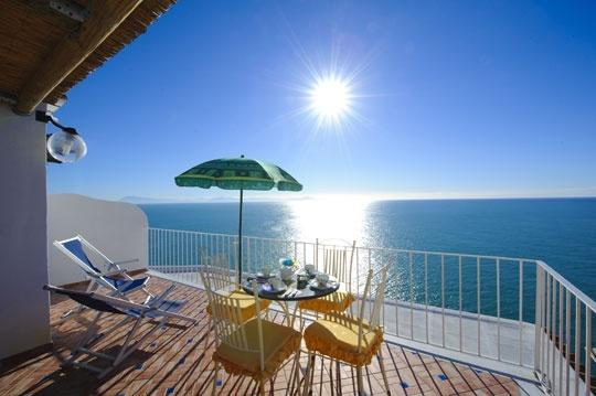 CASA AZZURRA, vacation rental in Praiano