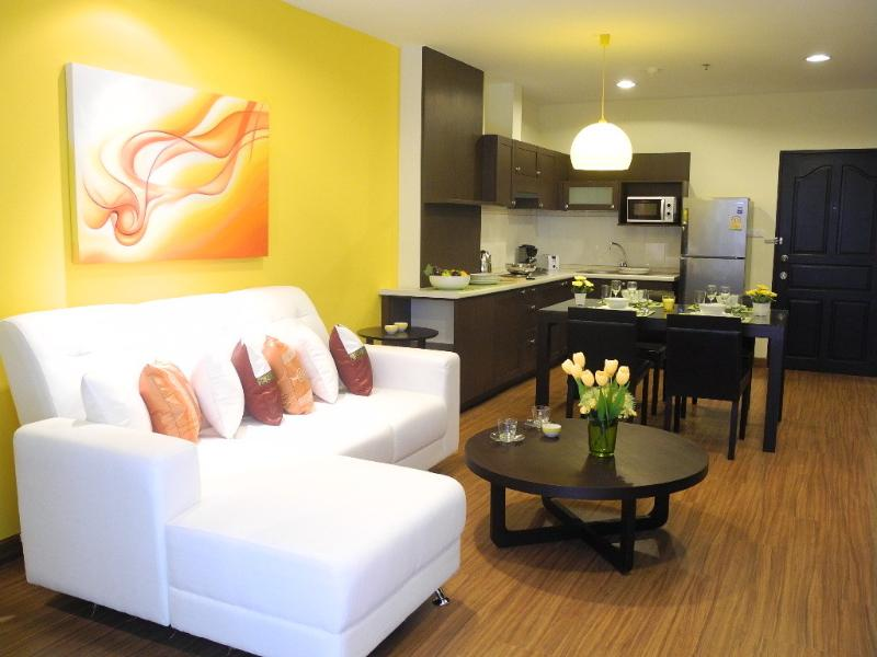 New and the best location in Patong, vacation rental in Patong