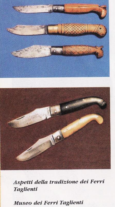 Coltelli artigiani