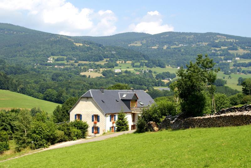 Gites de la Pierre du Loup dans la vallée de Kaysersberg - Alsace, location de vacances à Le Bonhomme