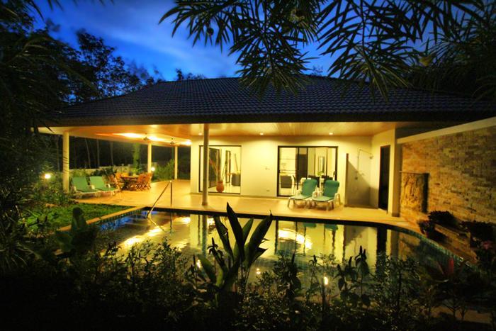 Pool Lai Thai Villa 1