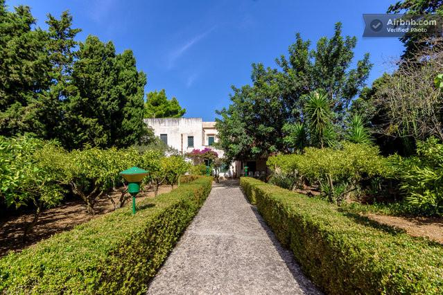 Surrounded by greenery, flowers and flavors Villa Maria Valderice welcomes you.