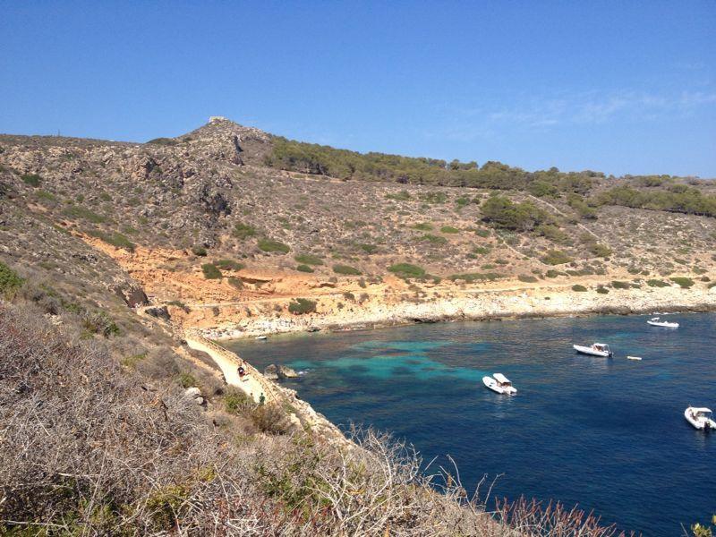 Foto turistica - il mare siciliano