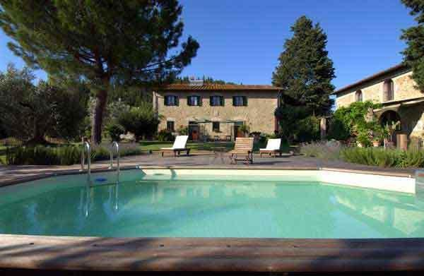 Cottage di Andrea e Gianni. Home in Tuscany, holiday rental in Sammontana