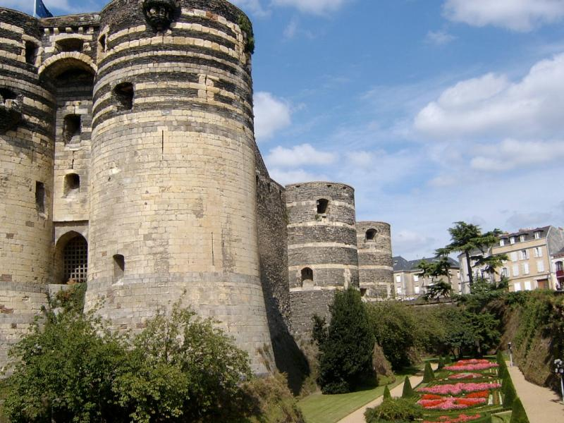 Angers Fortress
