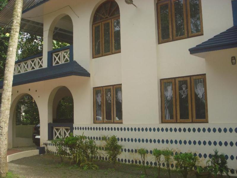 chirayil holiday homes, vacation rental in Kumarakom