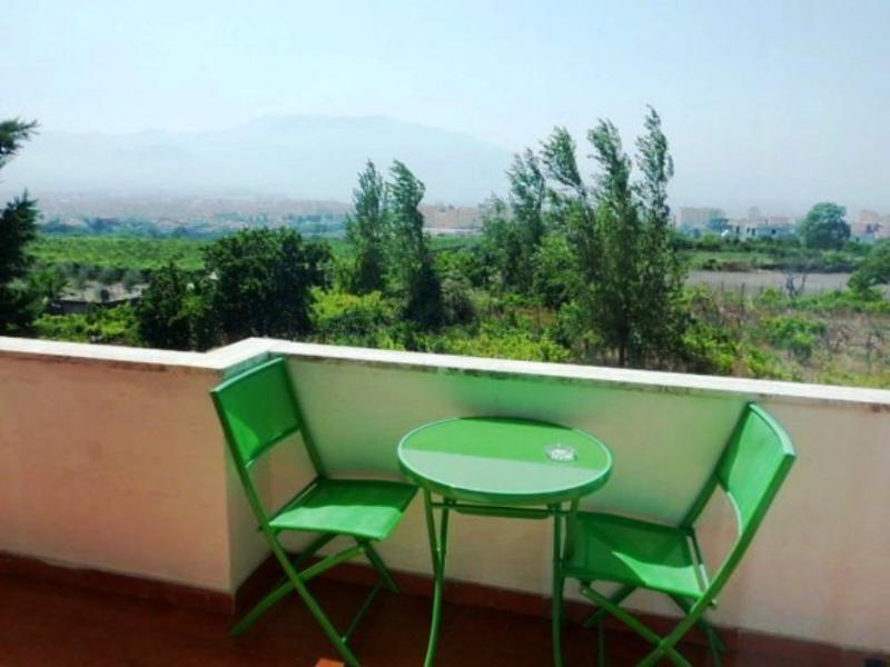 balcone panoramico camera capri