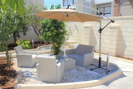 Appartamento Scirocco - Giardino