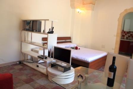 Appartamento Scirocco - Living