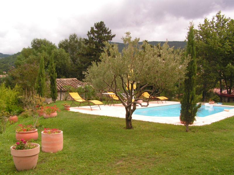 gite les lavandins, holiday rental in Malaucene