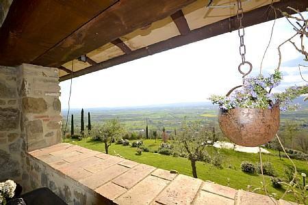 Monistero Saccione Villa Sleeps 3 with Pool - 5229112, holiday rental in Vitiano