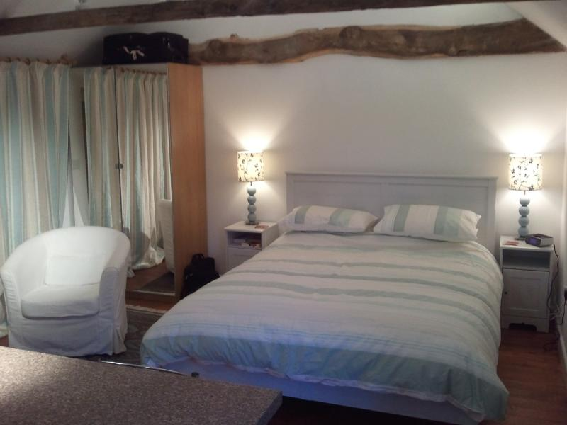 The Old Dairy bedroom, cotton bedlinen provided