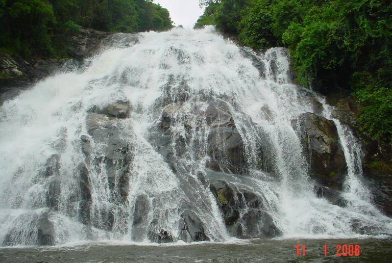 Cascata vicino a Tzaneen