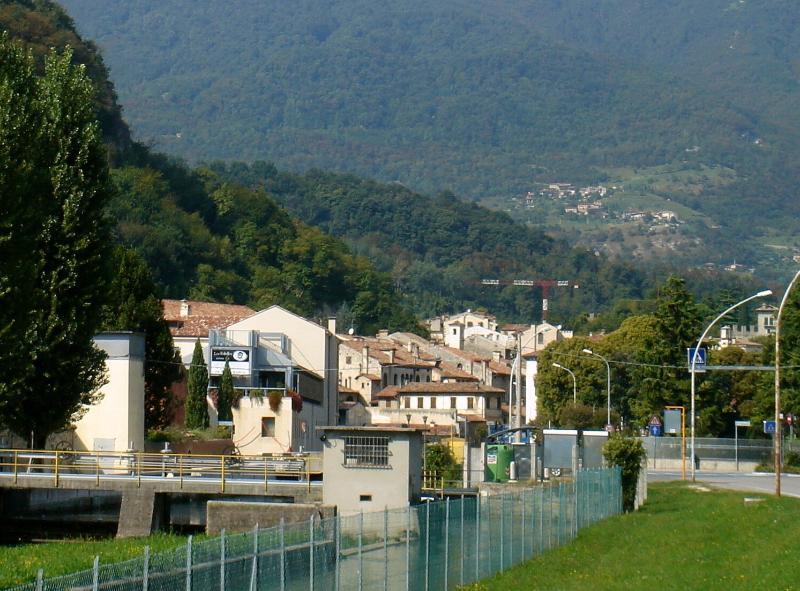Meschio River