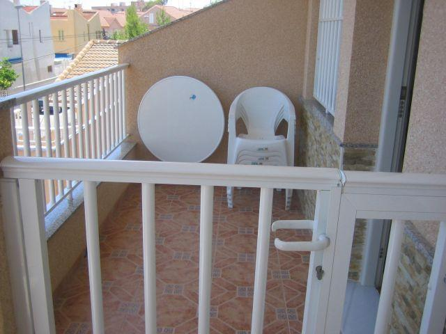 Apartamento en Lo Pagán, zona de los Lodos, aluguéis de temporada em Lo Pagán