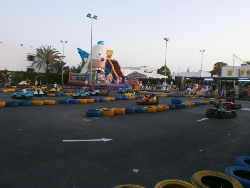 Children amusement park within walking distance