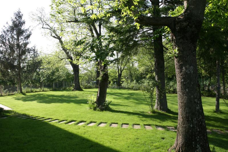 Le Caiole - Quercia / Oak. The garden