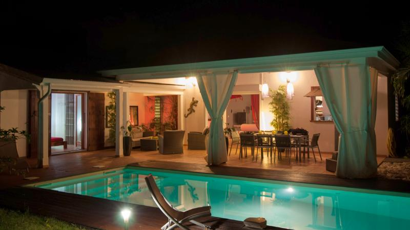 Villa Blue Mahoe, holiday rental in Saint Francois
