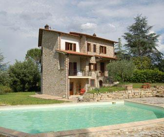 Villa Fontanello, Ferienwohnung in Romazzano