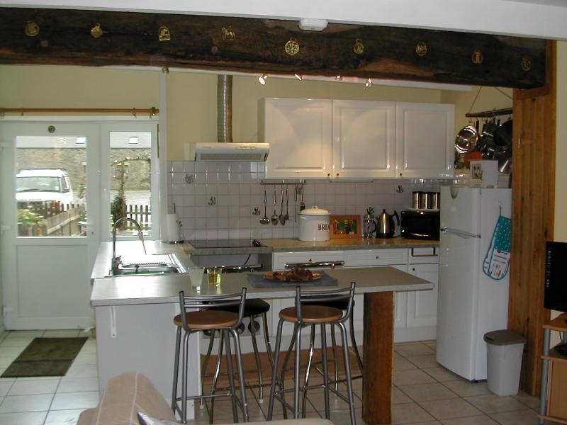 MAISON CHEZ MILLIE, casa vacanza a Mont-St-Michel