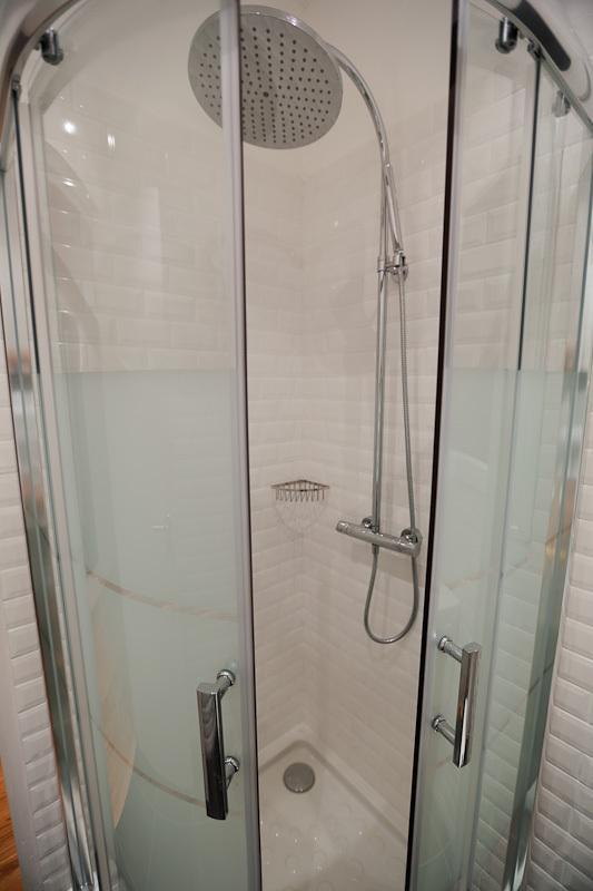 Baño: ducha