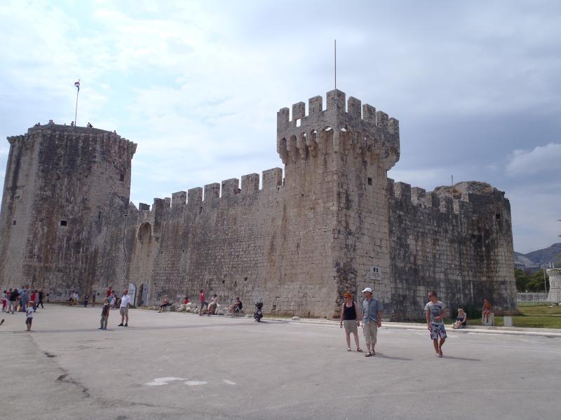 Camerlengo Castle - Trogir