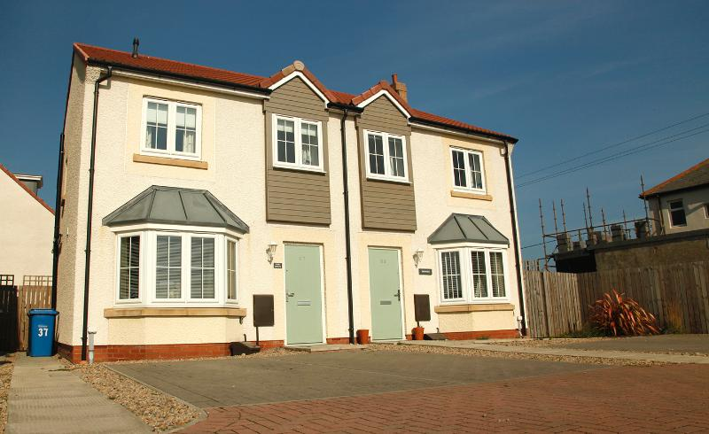 Cowry Cottage, holiday rental in Beadnell