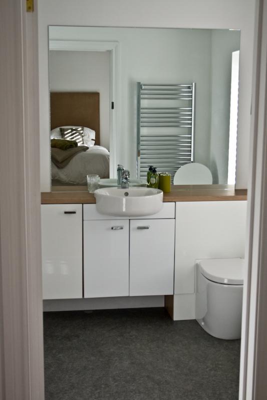 Uno de nuestro grandes y lujoso cuarto de baño.