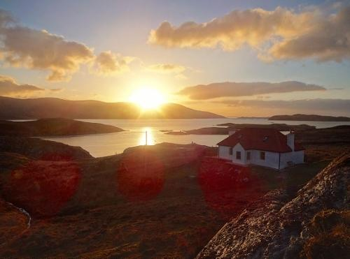 Red House, vacation rental in Lewis and Harris