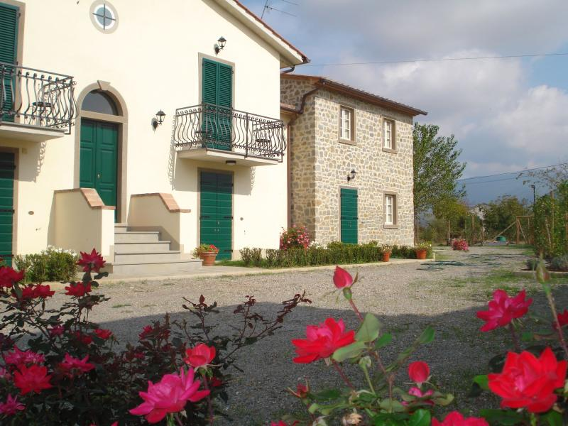Peaceful, Rural Setting Nestled In A Village In The Valley Below The Etruscan Town Of Cortona