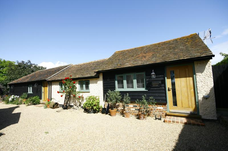 The Gardener's Cottage, vacation rental in Stourmouth