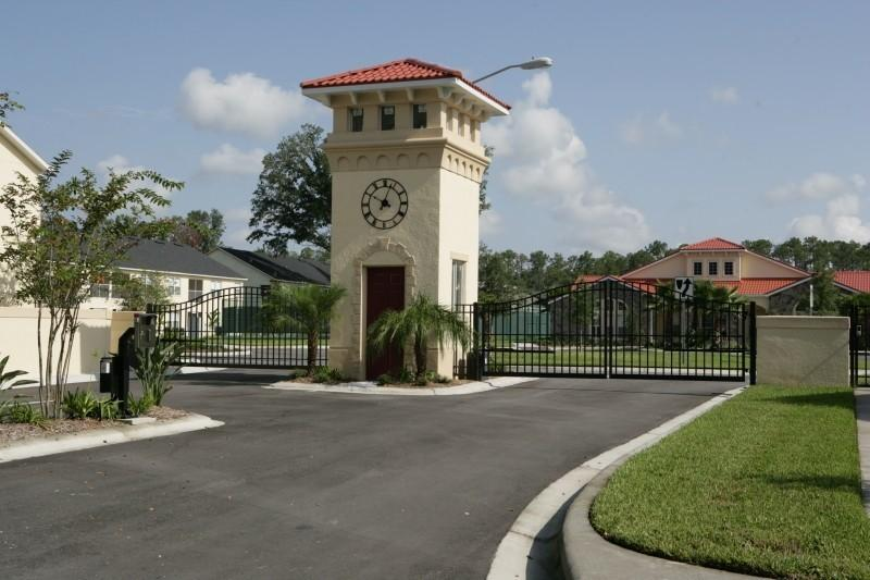Private Gated Community