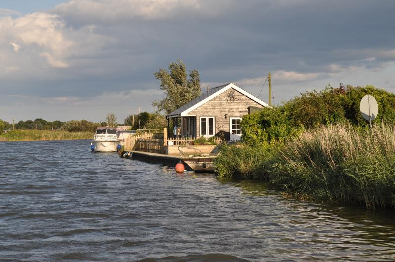 Exterior from River Thurne