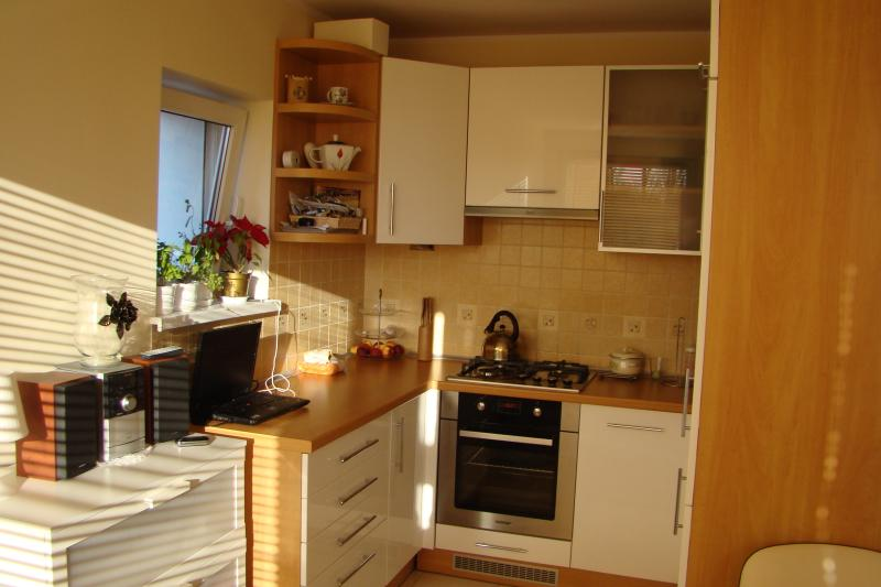Studio apartment in Gdansk, holiday rental in Zukowo
