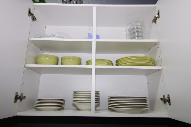 Fully stock dishes