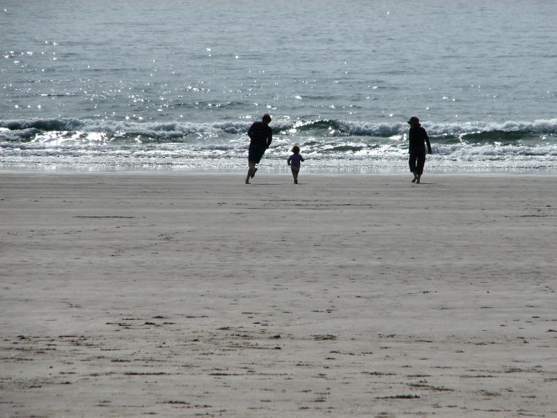 Perfect beach for children