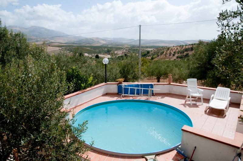 Rendal Holiday x 5 VILLA ANGELA, vacation rental in Sciacca